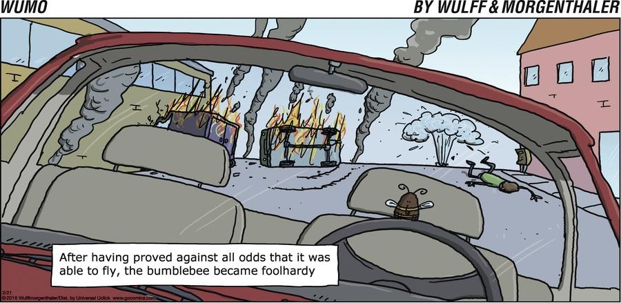 WuMo for Feb 21, 2016 Comic Strip