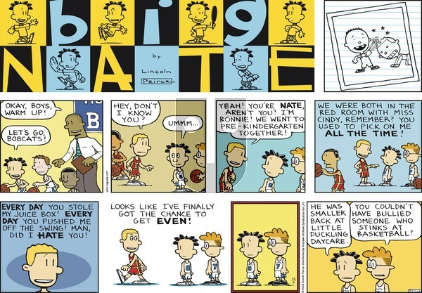 Big Nate on December 2, 2018 Comic Strip