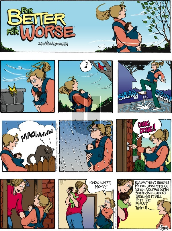 For Better or For Worse on Sunday May 24, 2020 Comic Strip