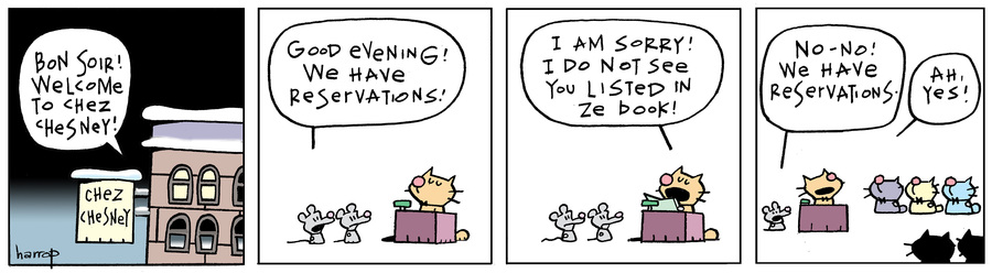 Ten Cats Comic Strip for January 13, 2021