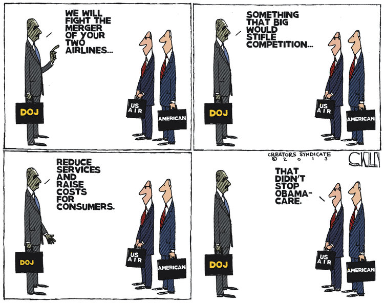 Steve Kelley for Aug 15, 2013 Comic Strip