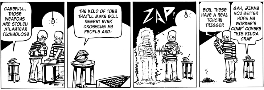 Ordinary Bill for May 9, 2013 Comic Strip
