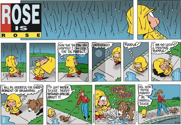 Rose is Rose on Sunday March 10, 2019 Comic Strip