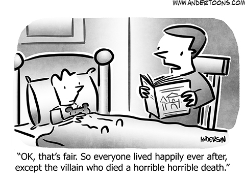 Andertoons Comic Strip for October 16, 2019
