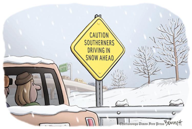Clay Bennett Comic Strip for February 12, 2014