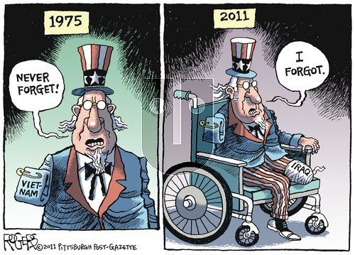 Rob Rogers - Sunday December 18, 2011 Comic Strip