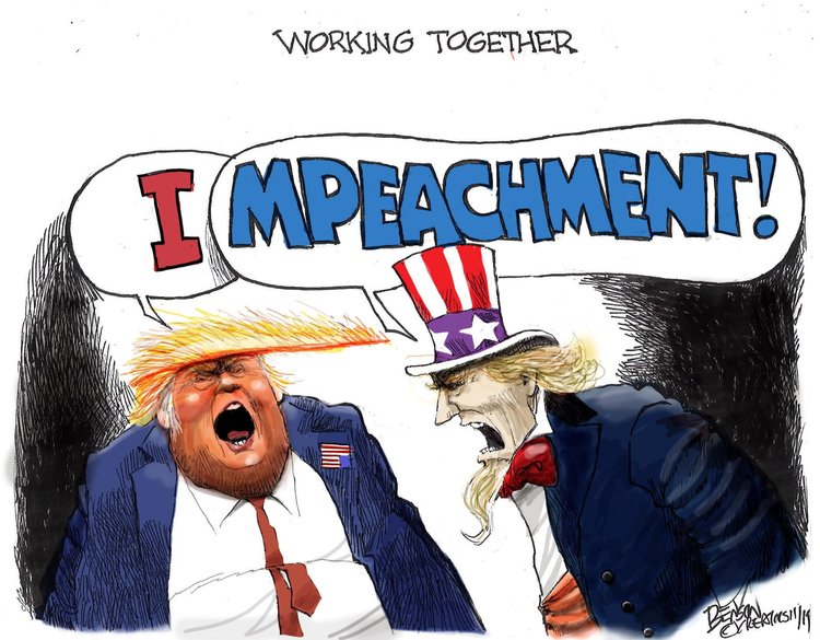 Steve Benson Comic Strip for November 13, 2019
