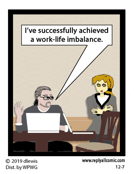 Reply All Lite Comic Strip for December 07, 2019