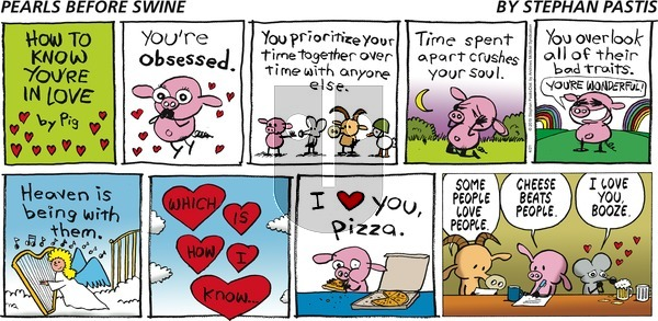 Pearls Before Swine on Sunday April 21, 2019 Comic Strip