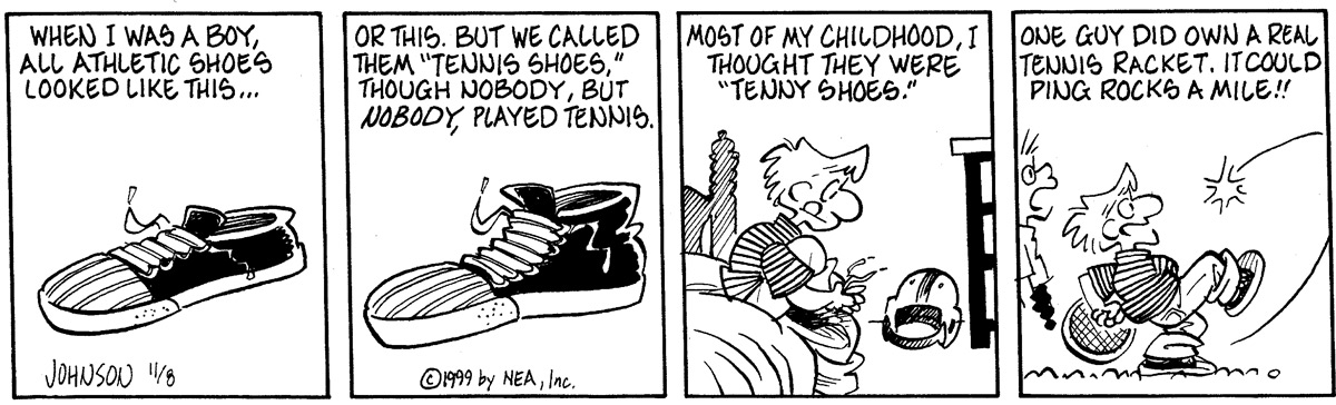 Arlo and Janis Comic Strip for November 08, 1999