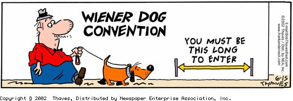 Frank and Ernest Comic Strip for June 15, 2002
