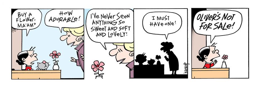 Ten Cats Comic Strip for September 17, 2021
