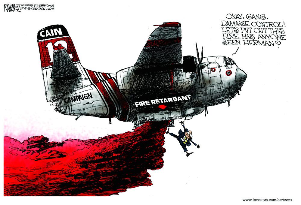 Michael Ramirez Comic Strip for November 05, 2011