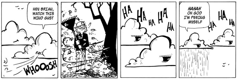 Ordinary Bill for Nov 19, 2012 Comic Strip