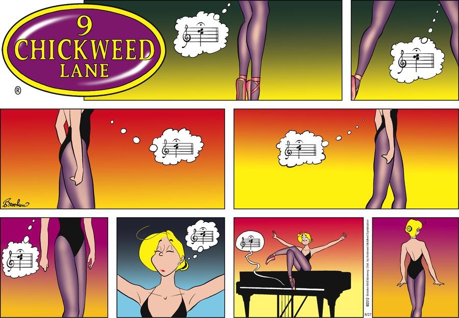 9 Chickweed Lane for Aug 27, 2017 Comic Strip
