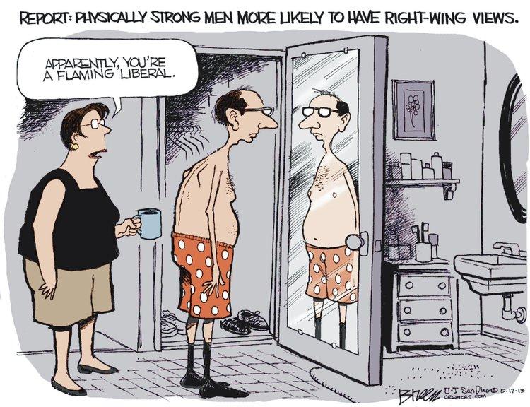 Steve Breen for May 17, 2013 Comic Strip