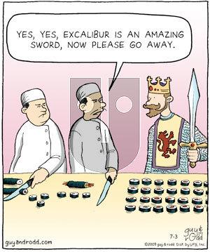 Brevity - Friday July 3, 2009 Comic Strip