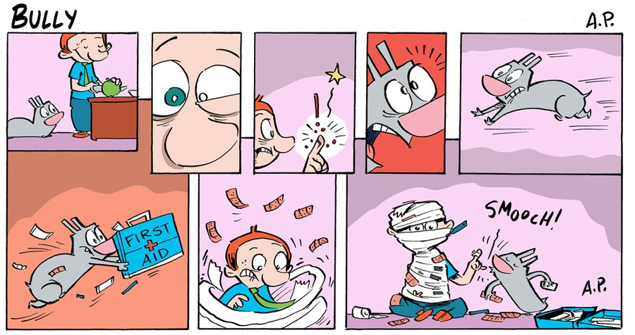 Bully Comic Strip for September 27, 2020