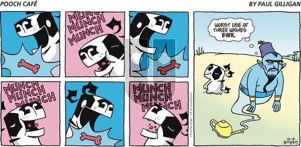 Pooch Cafe on Sunday December 4, 2016 Comic Strip