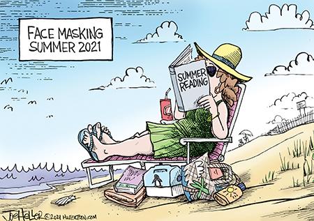 Joe Heller Comic Strip for June 16, 2021