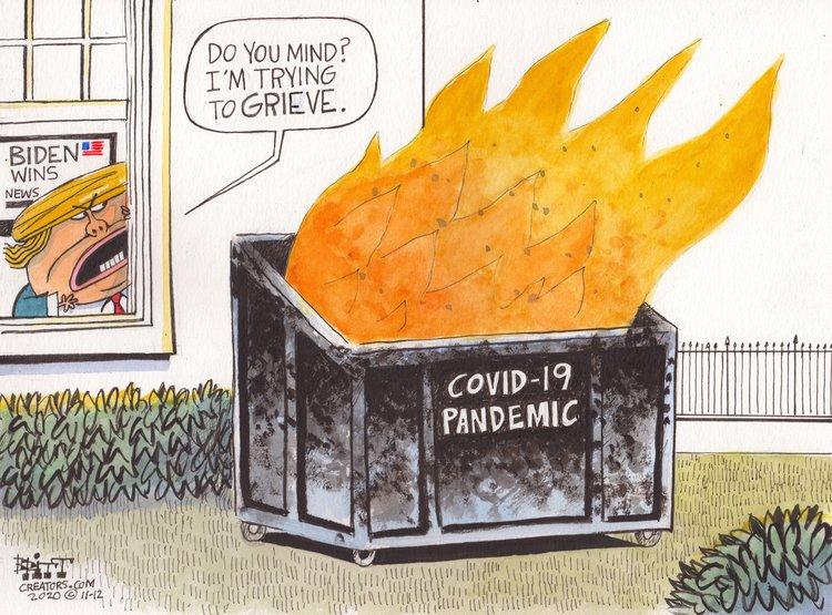 Chris Britt Comic Strip for November 12, 2020