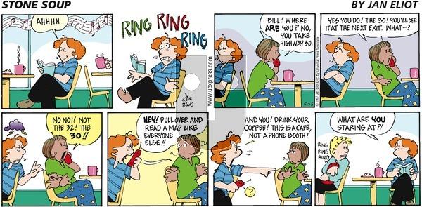 Stone Soup on Sunday May 25, 1997 Comic Strip