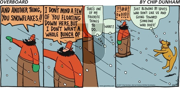 Overboard on Sunday December 10, 2017 Comic Strip