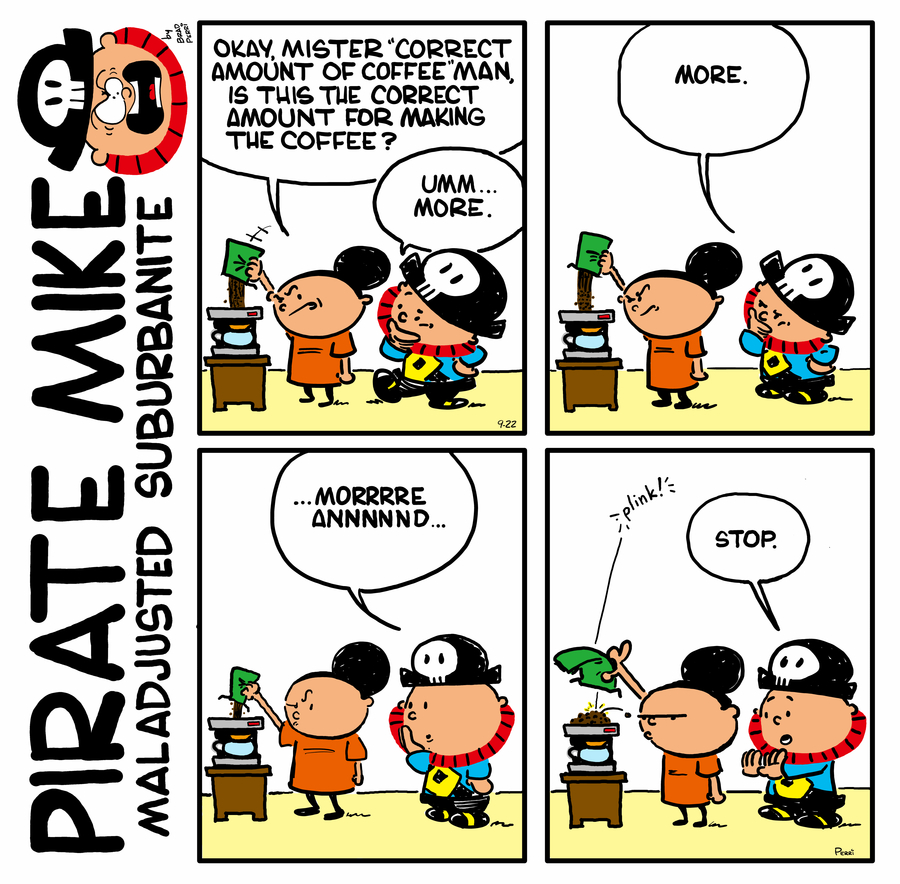 Pirate Mike by Brad Perri on Wed, 24 Jun 2020