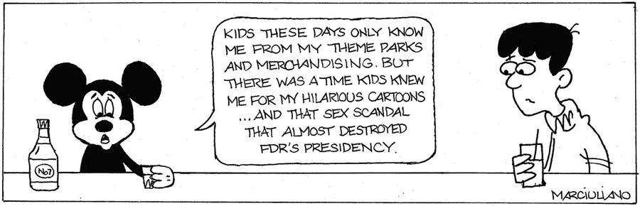 Medium Large Comic Strip for August 21, 2013