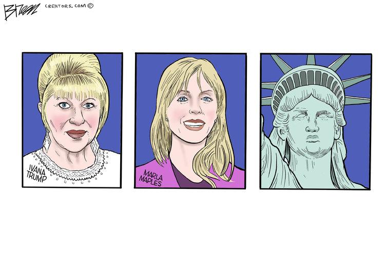Steve Breen Comic Strip for November 24, 2020