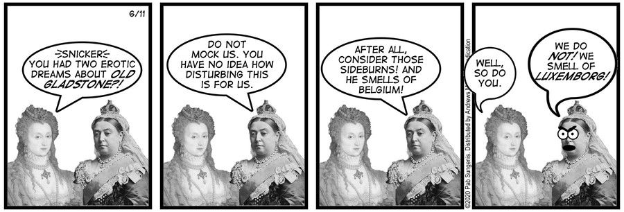 New Adventures of Queen Victoria by Pab Sungenis on Thu, 11 Jun 2020