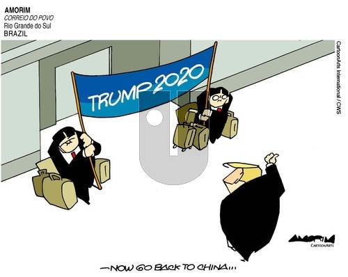 ViewsAsia on Sunday July 26, 2020 Comic Strip