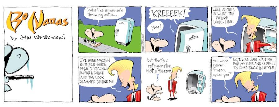 Bo Nanas Comic Strip for June 25, 2017