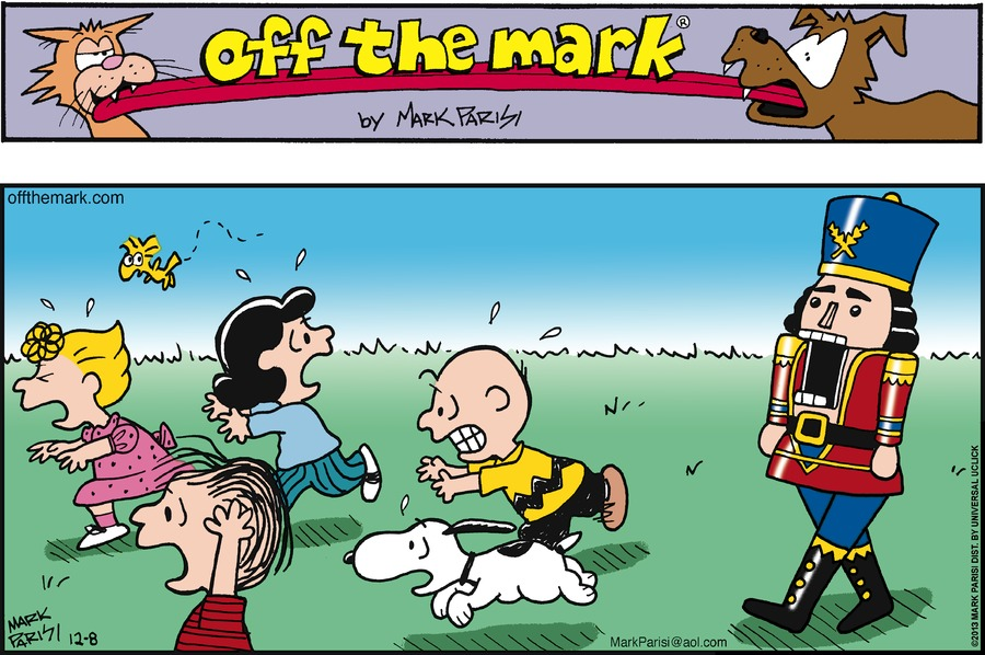Off the Mark for Dec 8, 2013 Comic Strip