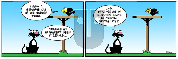 Crumb - Saturday February 15, 2020 Comic Strip