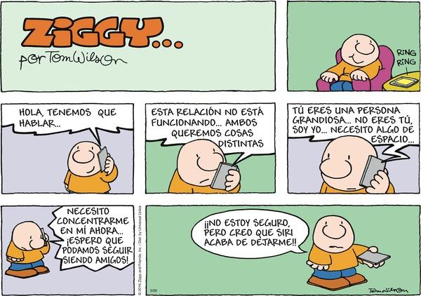 Ziggy en Español