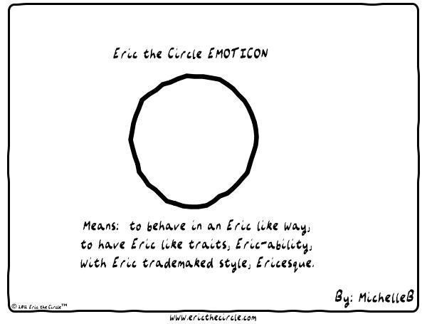 Eric the Circle Comic Strip for December 10, 2018