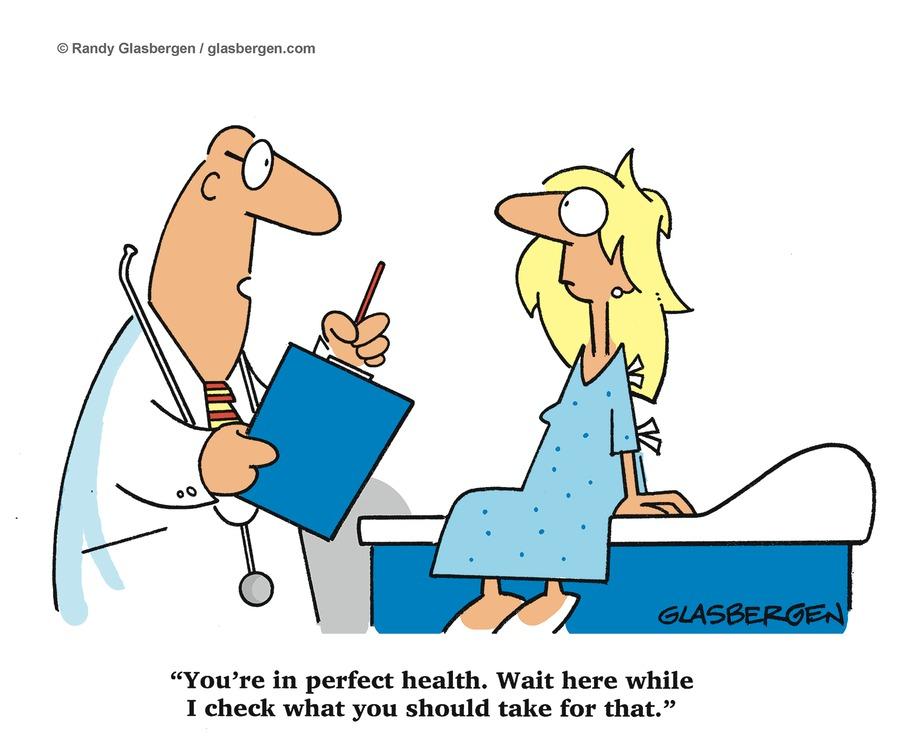 Glasbergen Cartoons Comic Strip for April 26, 2015