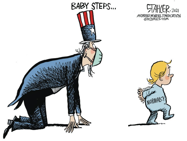 Jeff Stahler Comic Strip for March 14, 2021