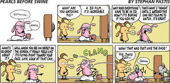 Pearls Before Swine (June 19, 2011)