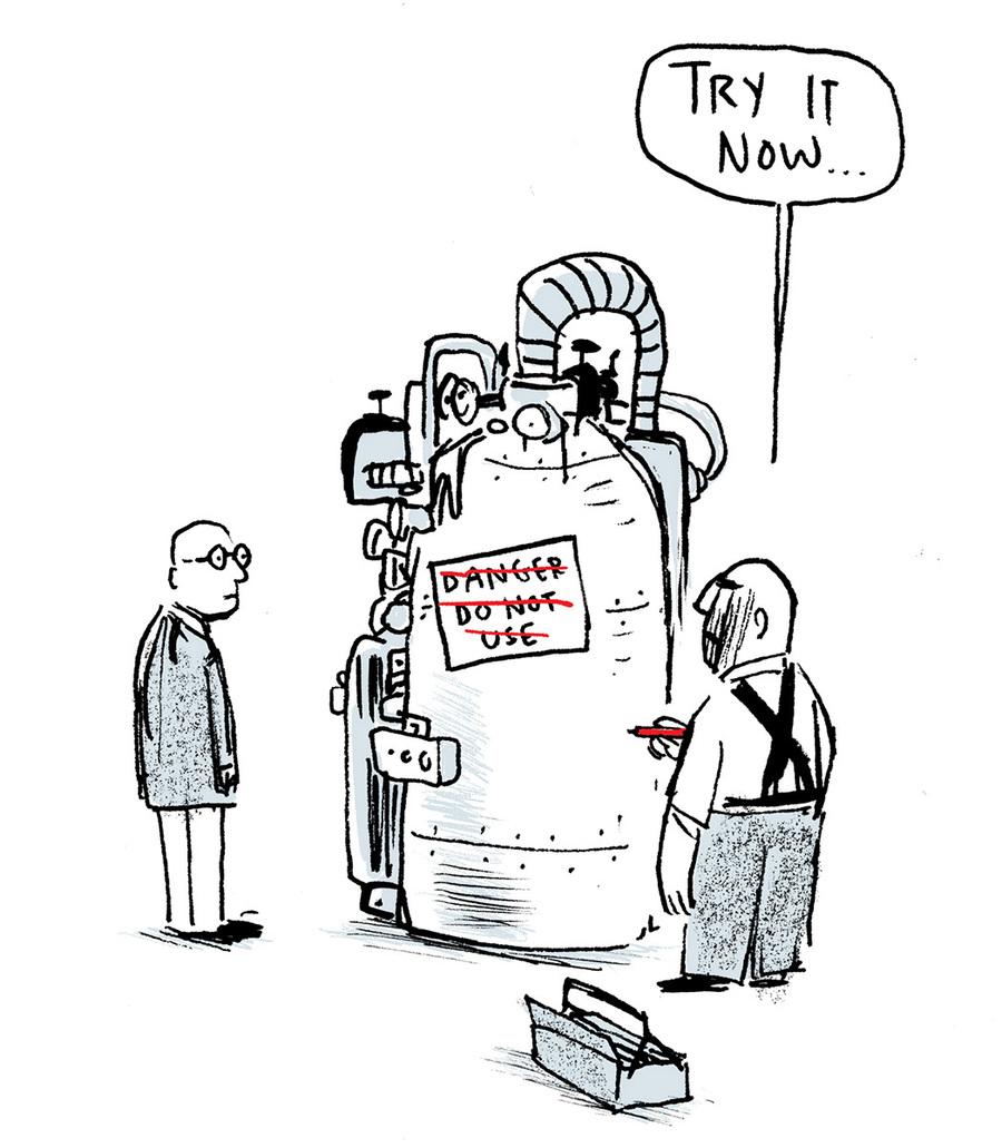 Berger & Wyse for Nov 13, 2017 Comic Strip