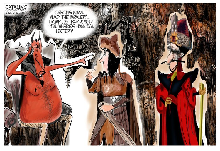 Ken Catalino Comic Strip for February 21, 2020