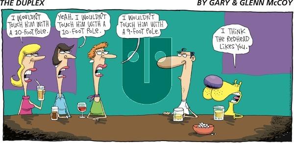 The Duplex - Sunday January 19, 2020 Comic Strip