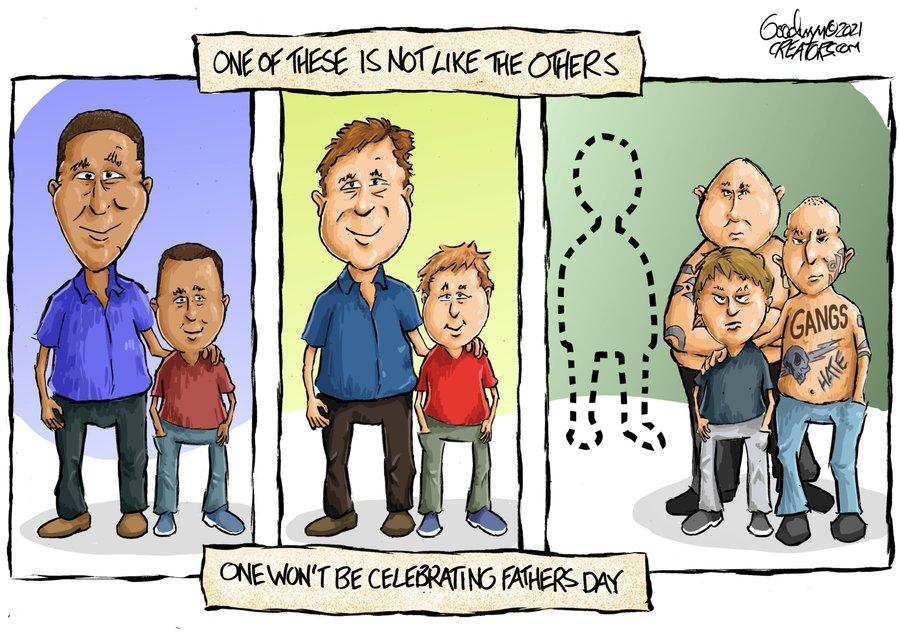Al Goodwyn Editorial Cartoons Comic Strip for June 18, 2021