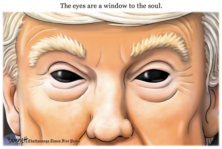 Clay Bennett by Clay Bennett for October 12, 2019