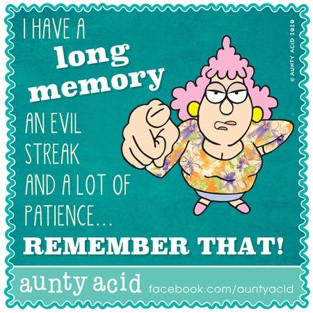 Aunty Acid Comic Strip for September 27, 2020