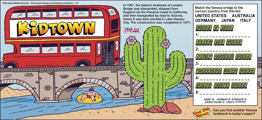 KidTown by Steve McGarry on Sun, 12 Jul 2020