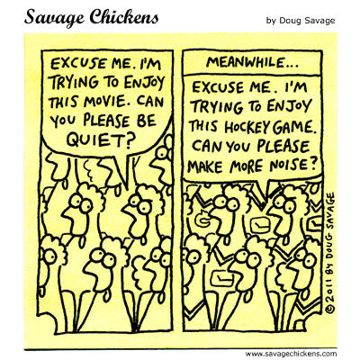 Savage Chickens Comic Strip for May 20, 2015