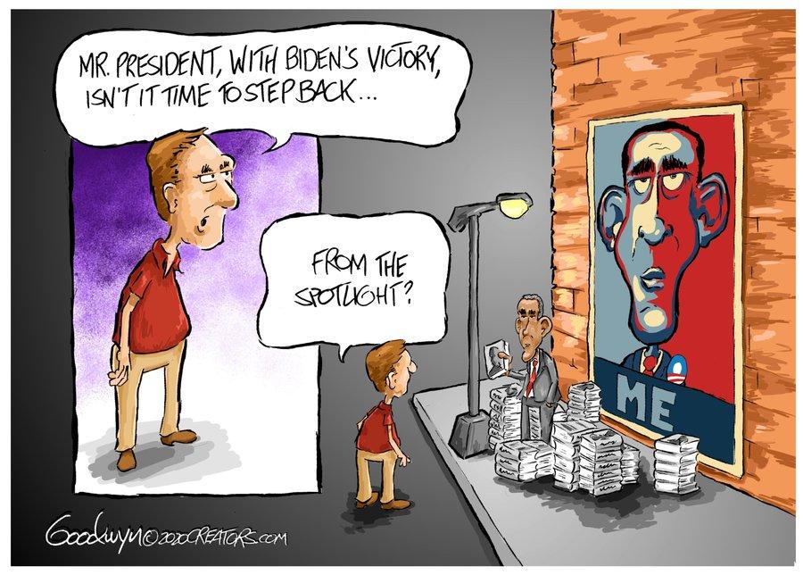 Al Goodwyn Editorial Cartoons Comic Strip for November 19, 2020