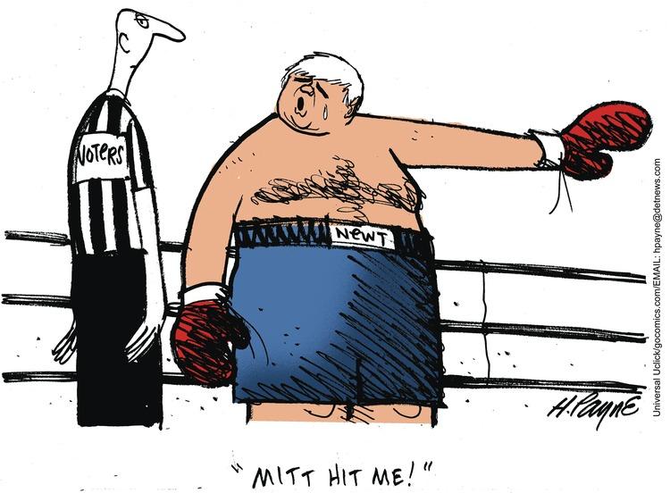 Henry Payne Comic Strip for January 08, 2012